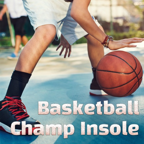 [English] CHAMP INSOLE for basketball players